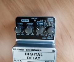 Digitální DELAY Behringer DD600